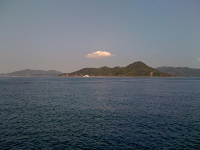 長島へエギング行って来ましたよ