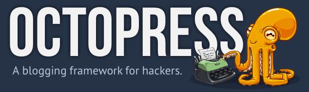 OctopressというRailsで作られているブログCMSをインストール