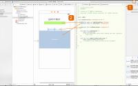 Swift+iOSでサンプルアプリ作ってみました